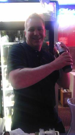 "Curra's Grill: Brian Schikevitz, ""Mr. Avocado Martini"" Bartendar Extraordinaire"
