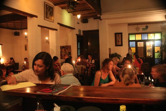 La Cigale: Bar-Restaurante