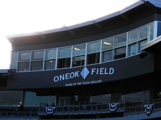 ‪ONEOK Field‬