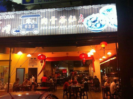 Foo Soon Bak Kut Teh: External of restaurant