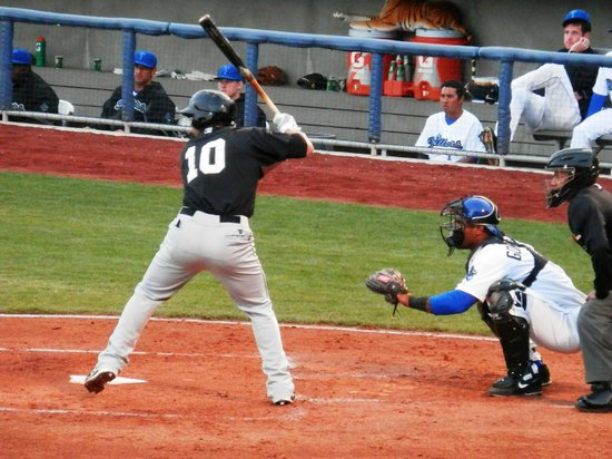 ONEOK Field: San Antonio Missons Batter