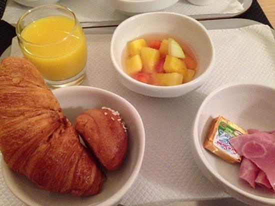 New Hotel Saint Lazare: 朝食 他にもありました