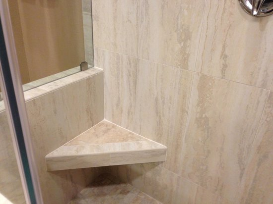 Coast Anabelle Hotel: Shower seat