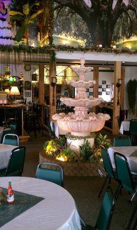 Taste Of New Orleans : decor