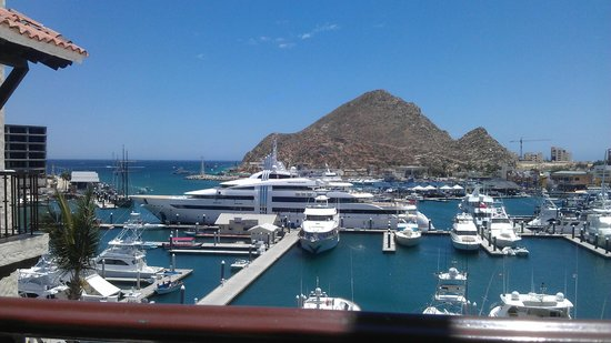 Tesoro Los Cabos: More View from the room