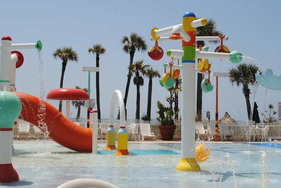 Holiday Inn Resort Panama City Beach: water park