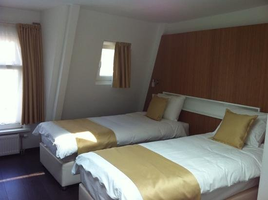 Hotel Restaurant Larende: la habitación