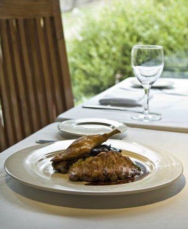 John Andrews Farmhouse Restaurant: Duck entree