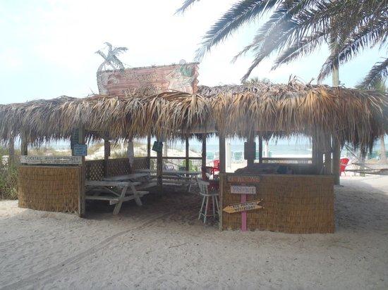 Cedar Cove Resort & Cottages: Tiki