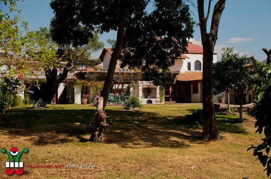 Casa de Huespedes Las Bugambilias: LAS BUGAMBILIAS, une maison d'hôte à Malinalco