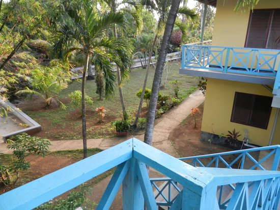 Pure Garden Resort: From 2nd Floor.
