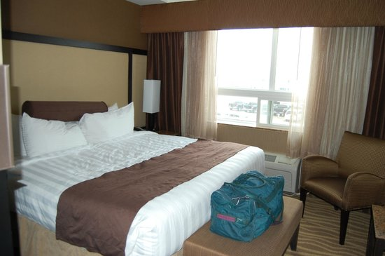 BEST WESTERN PREMIER Freeport Inn & Suites: king side