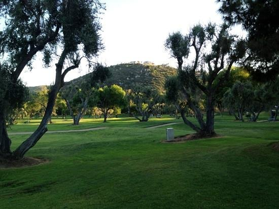 Sycuan Golf Resort: Beautiful view from the room