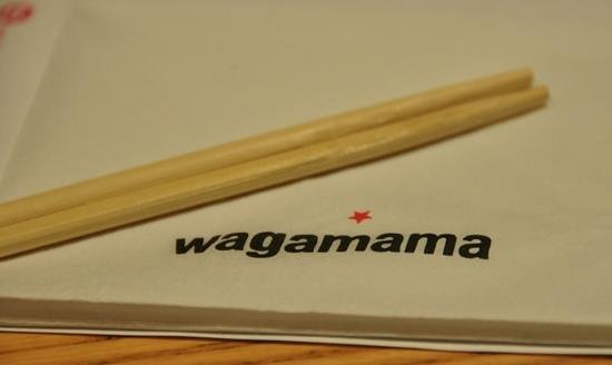 Wagamama - Bloomsbury: A great budget meal