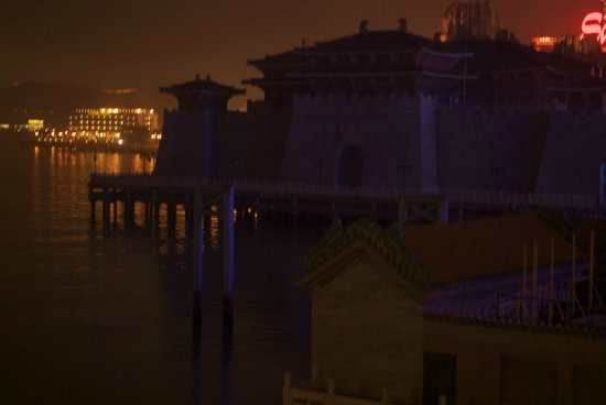 Macau Palace (Floating Casino): another view for the missing Casino