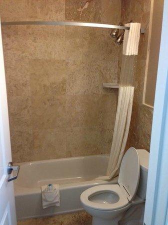 La Quinta Inn & Suites Seattle Downtown: Bathroom