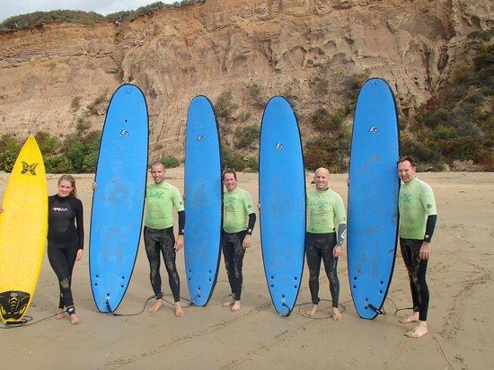 Great Ocean Road Surf Tours: Surf school