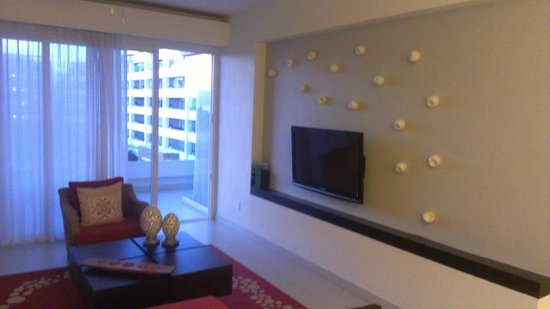 Marival Residences Luxury Resort Nuevo Vallarta : salon