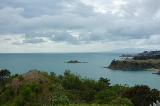 See Waiheke Tours: One of the spectacular views from the See Waiheke Tour