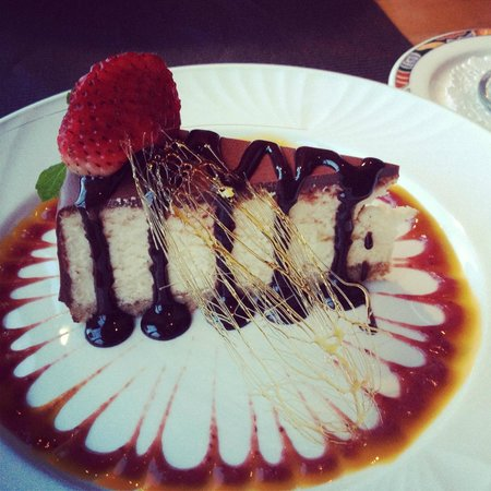 Syrahs of Jasper: Heavenly Tiramisu Cheesecake