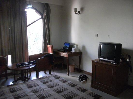 Hotel Sita Manor: В номере