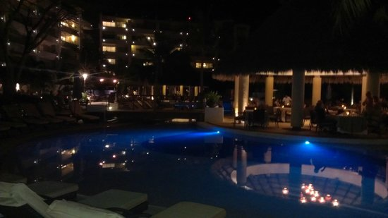 Marival Residences Luxury Resort: piscine
