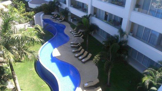 Marival Residences Luxury Resort Nuevo Vallarta: piscine