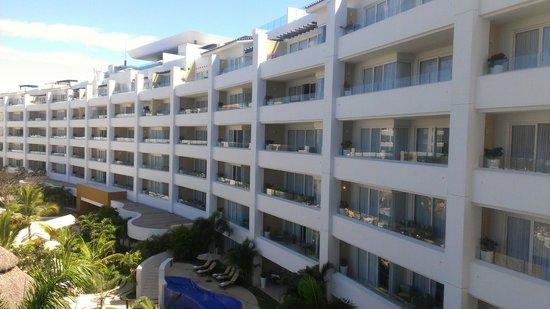 Marival Residences Luxury Resort: vue des autre chambre