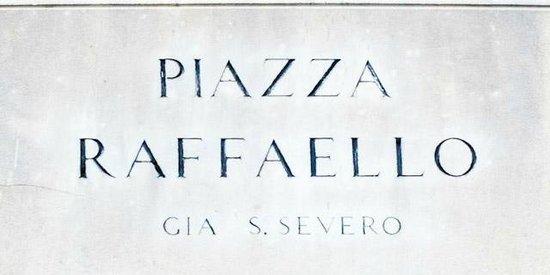 San Severo : Piazza Raffaello