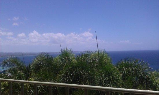 Hotel Cielo Mar: vista desde el cuarto 503