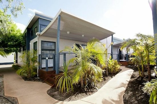 BIG4 Beachlands Holiday Park : Bungalow