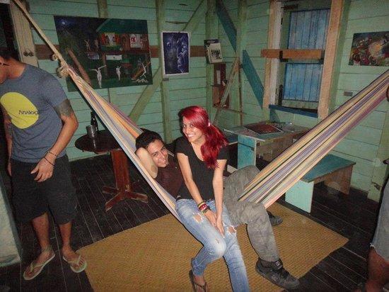 Belize Soul Project: Hammock time