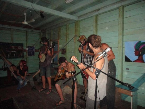 Belize Soul Project: Some live music