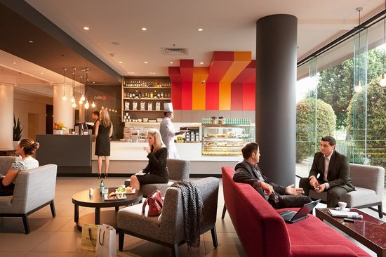 Mercure Melbourne Albert Park : Hotel Cafe