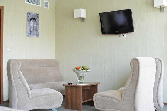 Design Hotel (D'Otel): Studio room