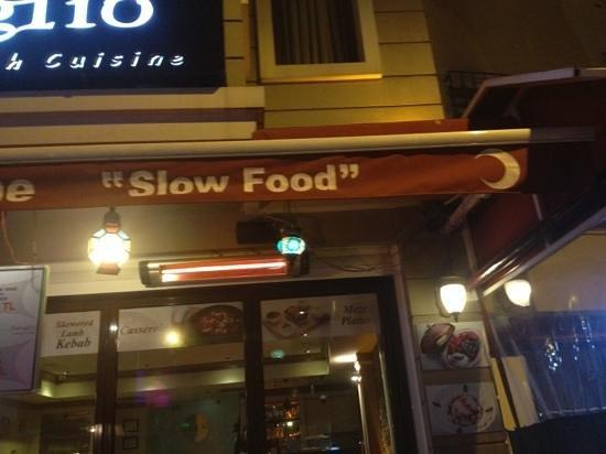 Seraglio Turkish Cuisine : :-)