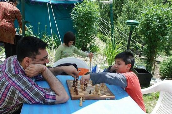 Baikunth Adventure Camp: Playtime at the camp