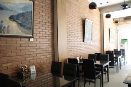 هوتل رونجروانج: restaurant