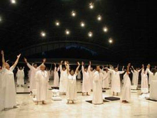 Osho Dham: Evening Meditation