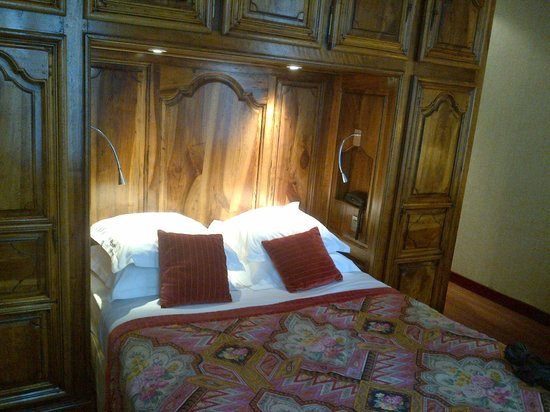Left Bank Saint Germain: Room