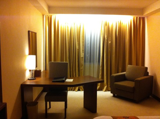 Aston Tanjung Pinang Hotel and Conference Center: Room interior