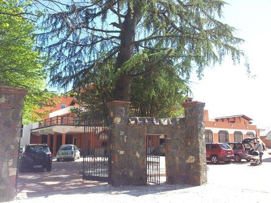 Borgo Clarosa: Parco