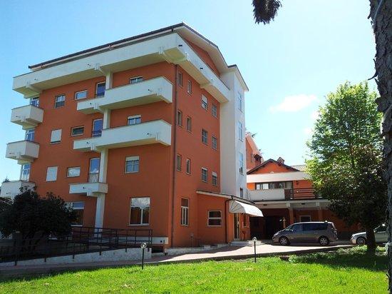 Borgo Clarosa: Hotel