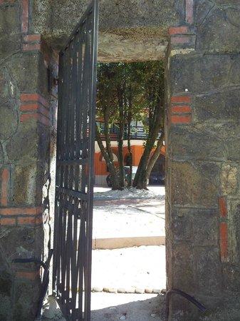 Borgo Clarosa: Esterno