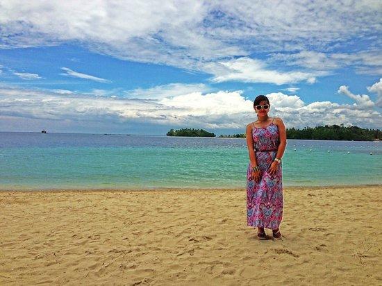 Pearl Farm Beach Resort: Sunny Davao
