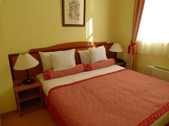 Hotel Jagerhorn: chambre