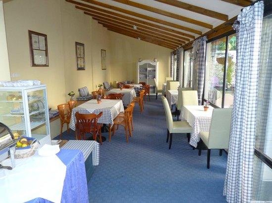 Hotel Jagerhorn: salle du petit dejeuner