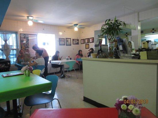 Pura Vida : dining room
