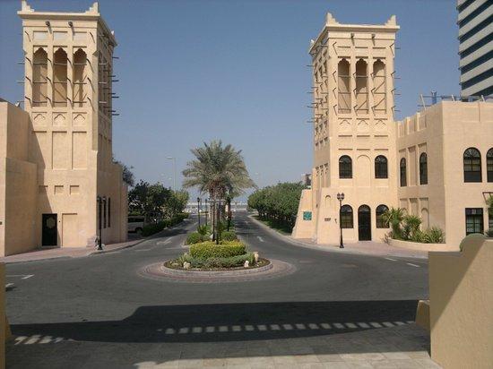 Novotel Bahrain Al Dana Resort: Entrance