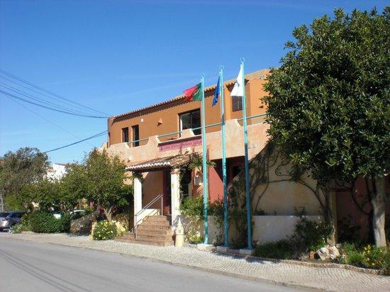 Costa D'oiro Ambiance Village: Hotel-Haupteingang